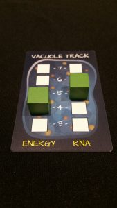 The Vacuole track adds a bit of resource management challenge, but slows the game a little bit.