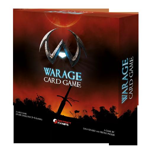 Warage-Card-Game