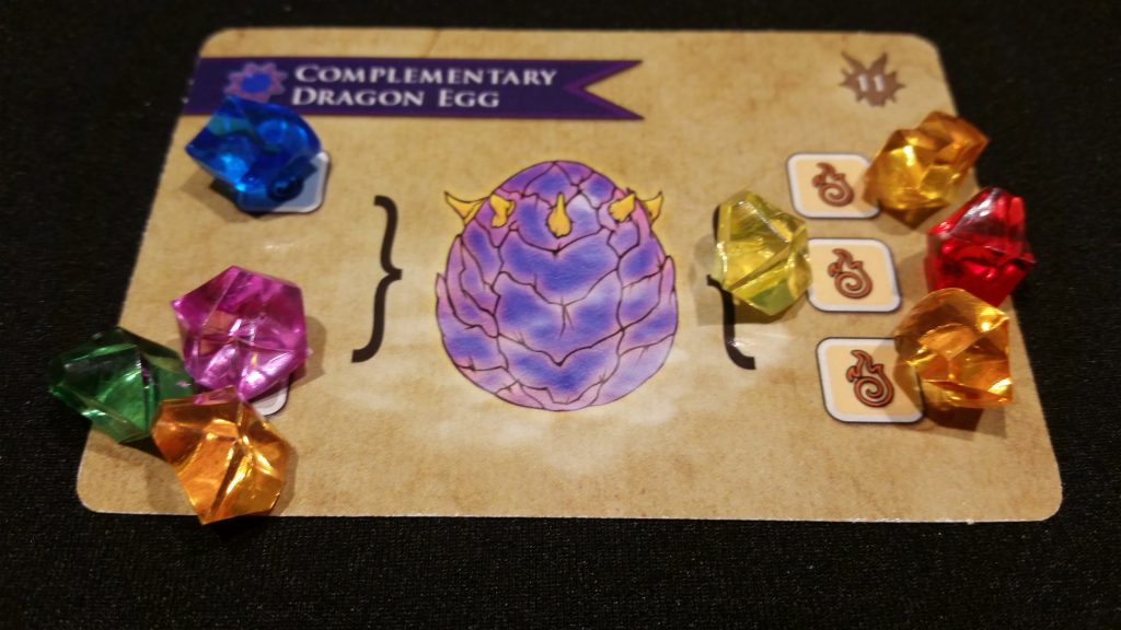 Some of these eggs can accrue a tremendous number of crystals before being fully complete.