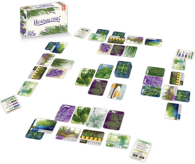 herbaceous 2