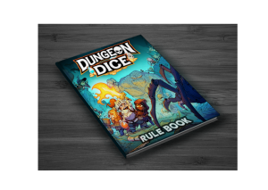 dungeon dice rule book