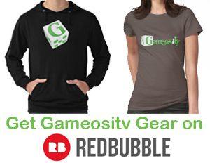 gameosity on redbubble