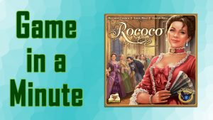 rococo game in a minute