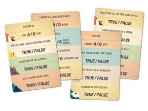 hang 12 board game cards