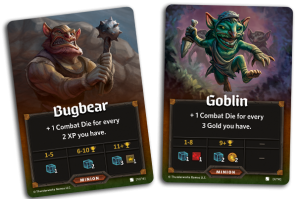 roll player minions