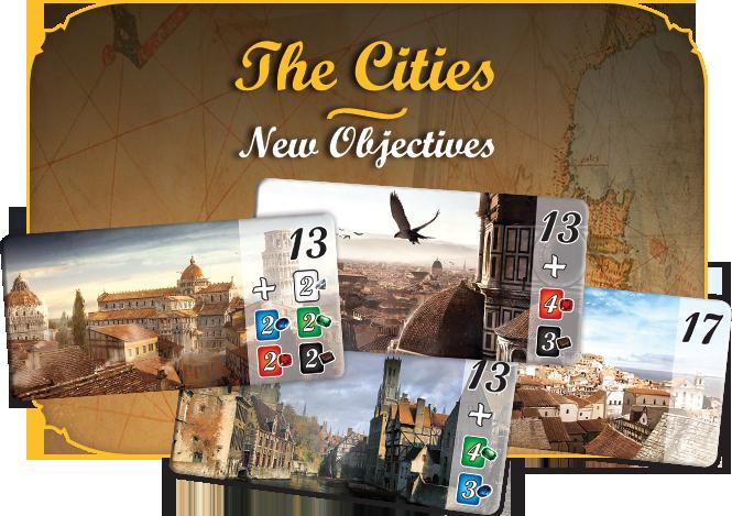 Cities of Splendor Coming Soon | Gameosity