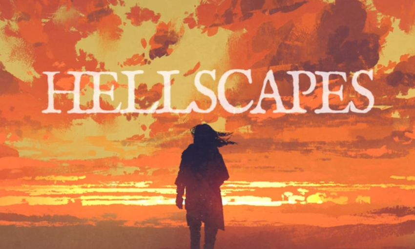 Scrivened hellscapes