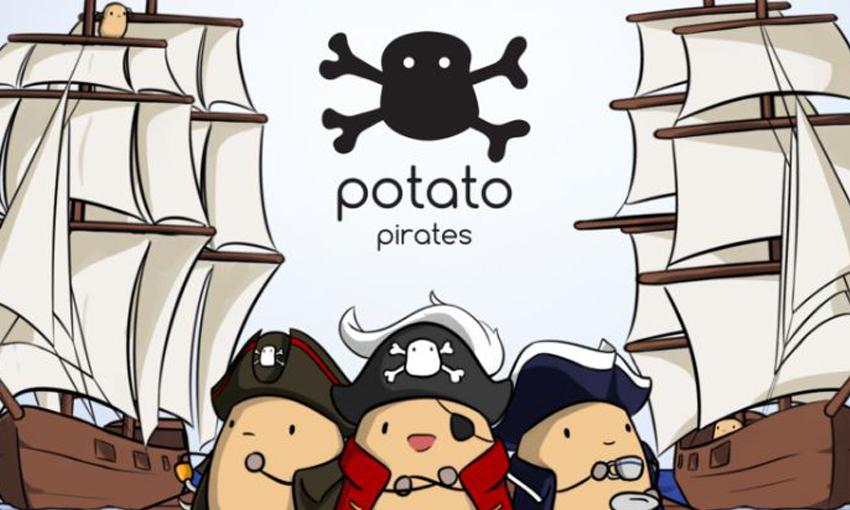 potato pirates kickstarter