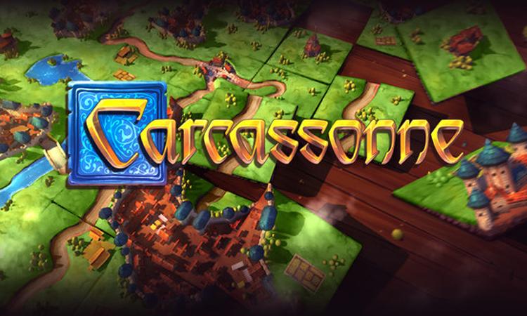 carcassonne boardgame