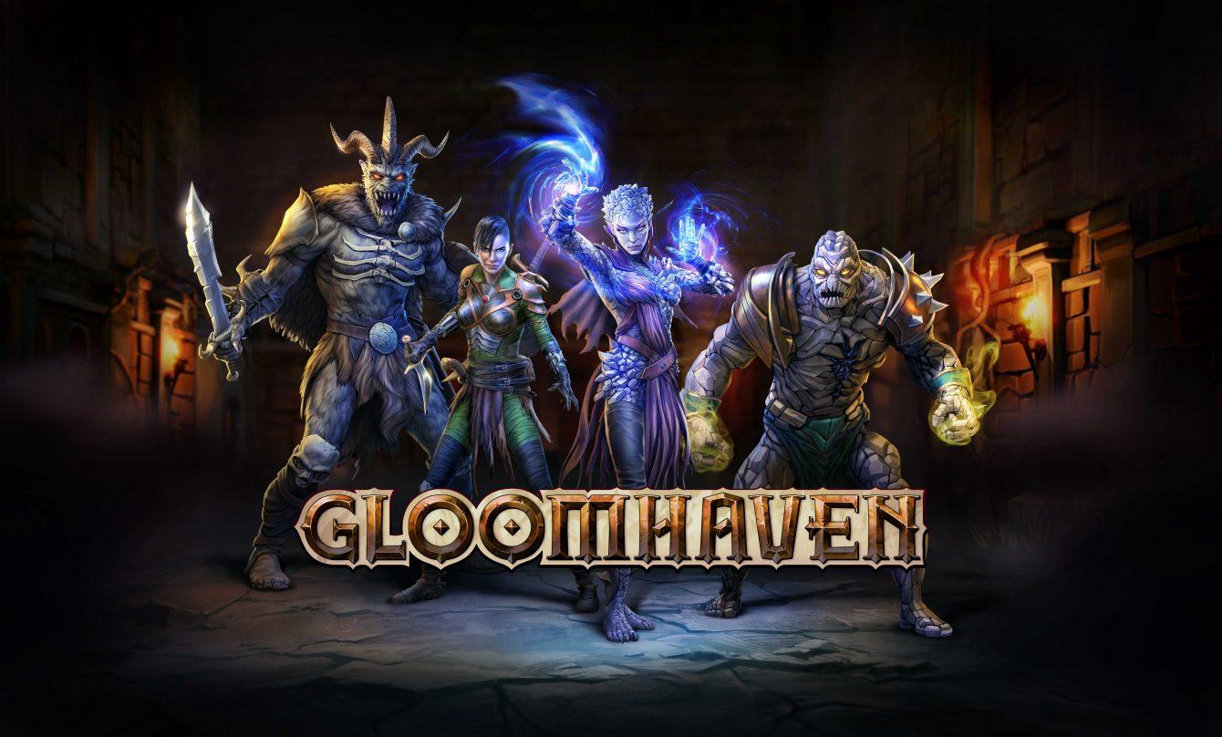 Gloomhaven Title Image