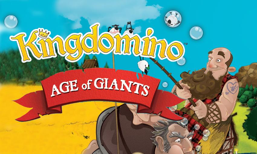 Kingdomino: Age of Giants Review | Gameosity