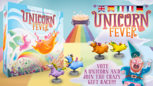 Unicorn Fever Kickstarter