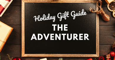 Holiday Gift Guide: The Adventurer