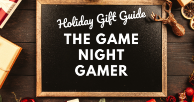Holiday Gift Guide: The Game-Night Host