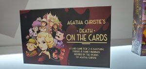 Agatha Christie: Death on the Cards box