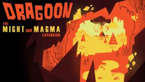dragoon might and magma Kickstarter banner