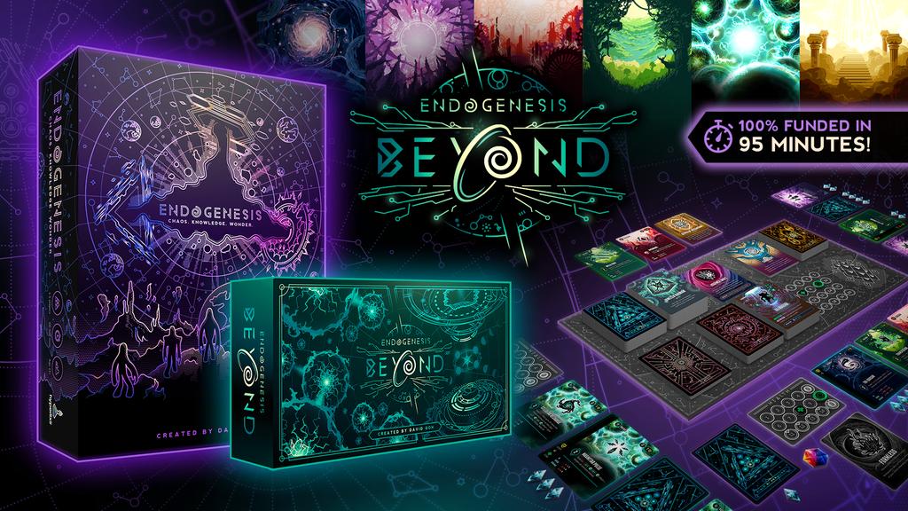 Endogenesis Kickstarter banner