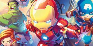 Marvel United Kickstarter banner