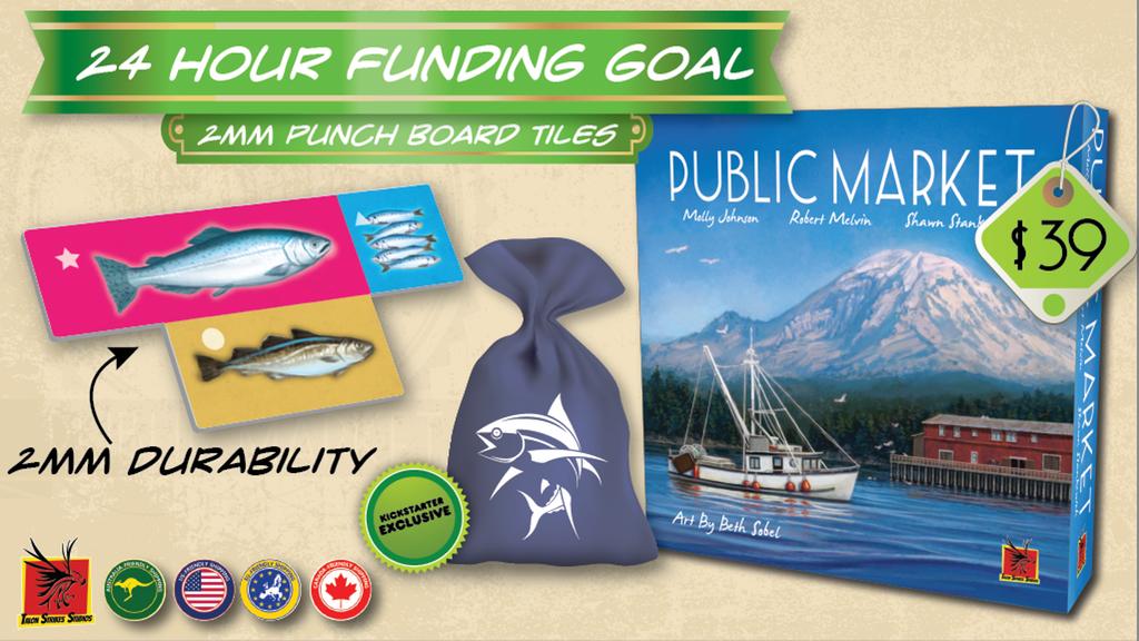 Public Market Kickstarter banner