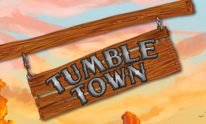 tumble town box art