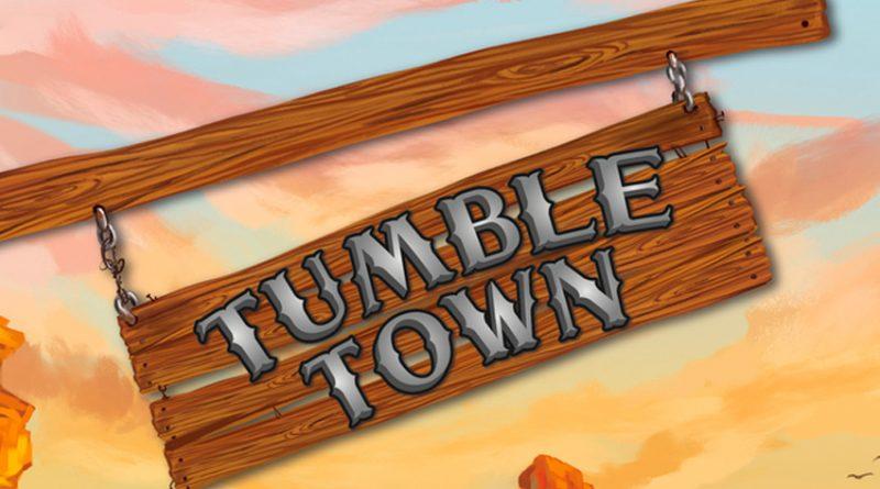 tumble town box art