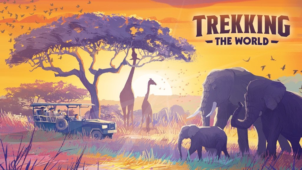 trekking the world kickstarter banner