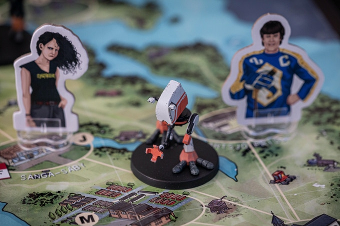 tales from the loop minis