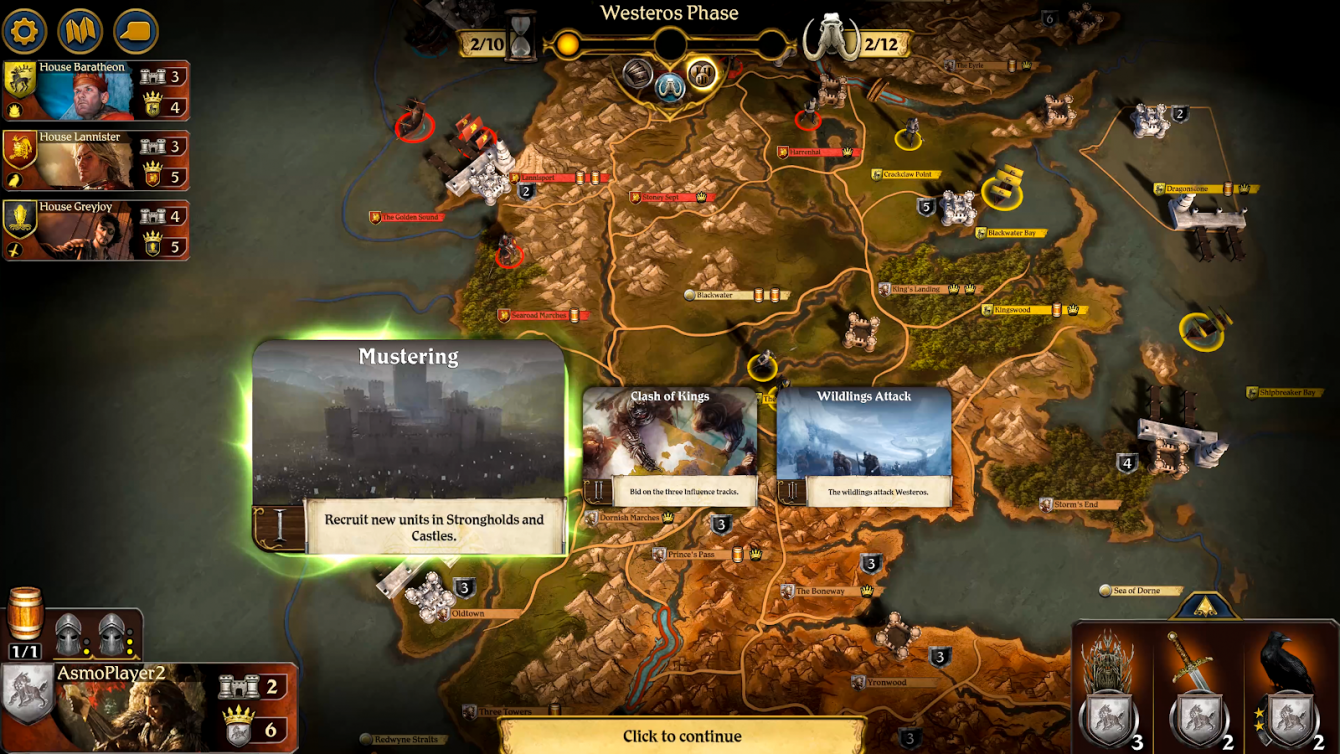 A Game Of Thrones The Board Game Digital Edition Coming To Steam Pc And Mac Gameosity