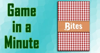 Game in a Minute: Bites