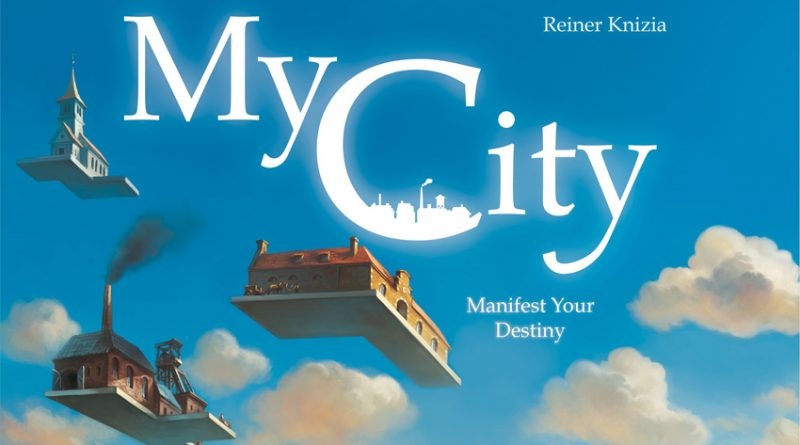 my city cover