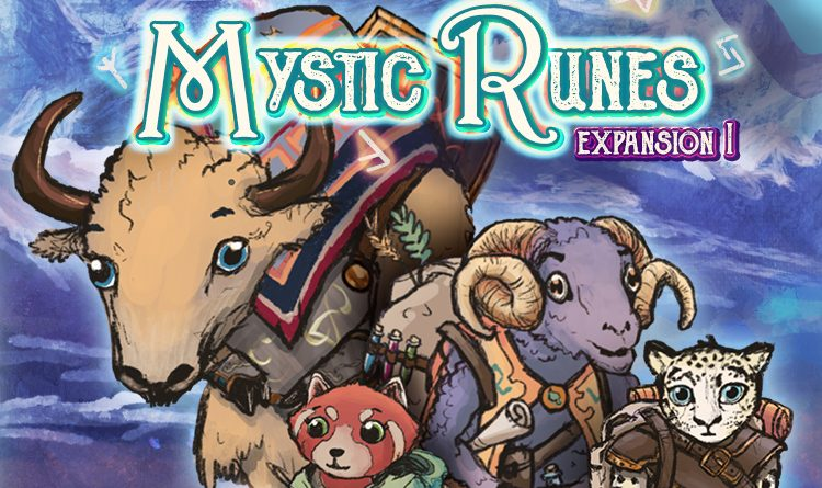 Squire for Hire: Mystic Runes title