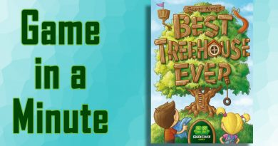 Game in a Minute: Best Treehouse Ever (Featuring Forest of Fun)