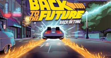 Back to the Future: Back in Time title