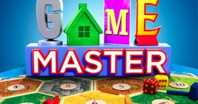 Gamemaster movie poster