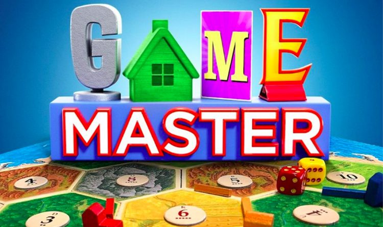 Gamemaster movie poster