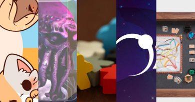 Jess's Fave Five Kickstarters of the Week 8/14/20
