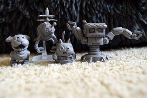 Quirky Circuits Robots