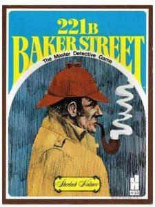 221B Baker Street: The Master Detective Game