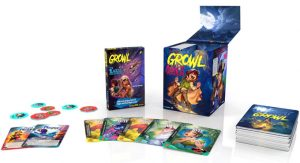 Growl game components