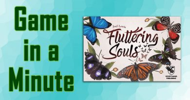 Game in a Minute: Fluttering Souls