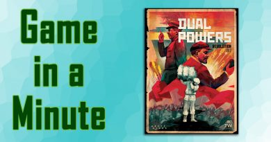 Game in a Minute: Dual Powers: Revolution 1917