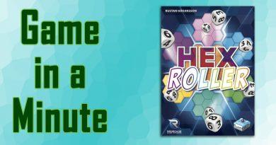 Game in a Minute: HexRoller