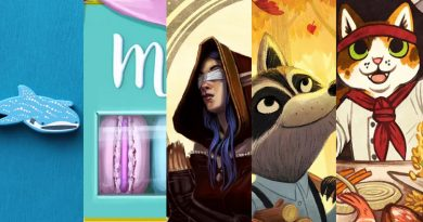 Jess's Fave Five Kickstarters of the Week 11/20/20