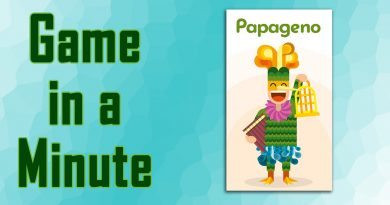 Game in a Minute: Papageno