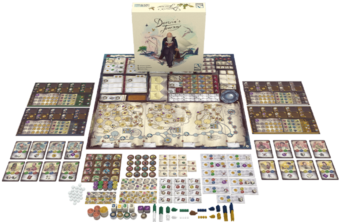 Image of game components
