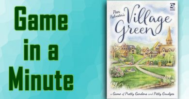 Game in a Minute: Village Green
