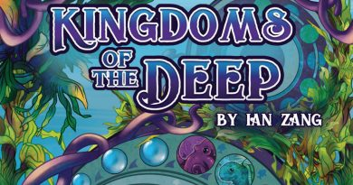 Kingdoms of the Deep Kickstarter Preview