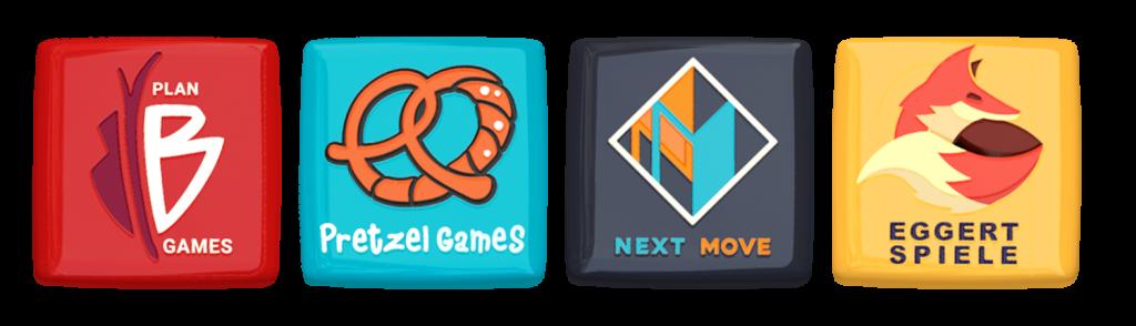 Plan B Group Logos