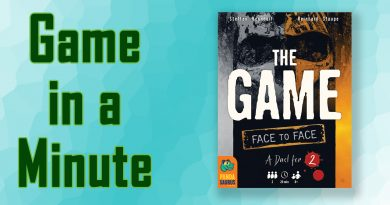 Game in a Minute: The Game: Face to Face