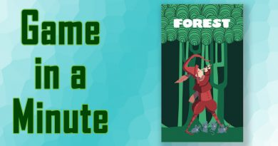 Game in a Minute: Forest